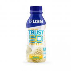 USN > TRUST RTD 500ml Pure Protein Fuel Vanilla